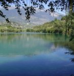 Die drei Seen und ihre Hügel