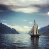 Wandern und Segeln in Norwegen
